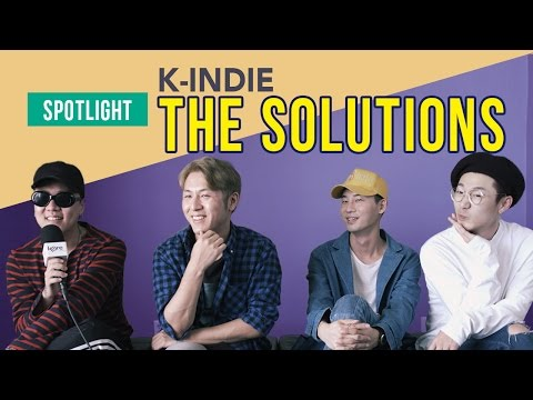 The Solutions: The new wave of Korean indie is here