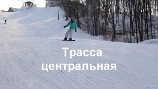 """Горнолыжный комплекс """"Новинки""""-трассы для всех"""
