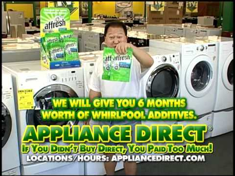Appliance Direct Orlando - Front-Load Washers Vs. Top-Load Washers