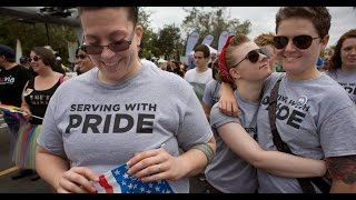 Transgender Troops Coming To Military