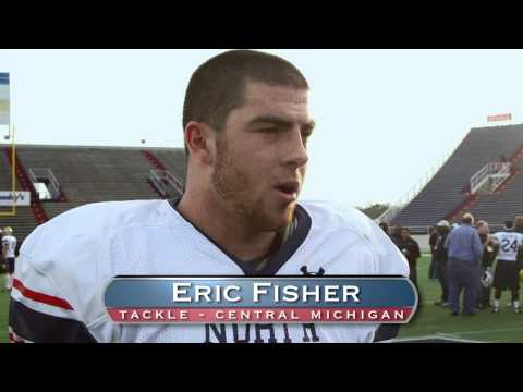 Eric Fisher Interview