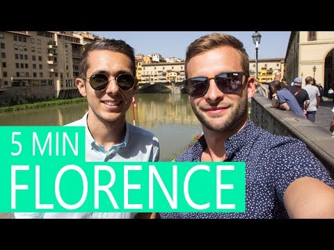Florence In 5 Minutes 🍕🍷 Enjoy Tuscany With Florence, Pisa And Siena