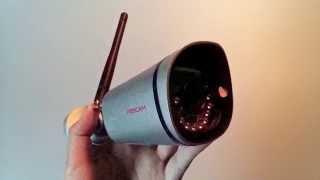 REVIEW: Foscam FI9900P HD IP Camera (WiFi)