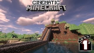 First Simple House - Cinematic Survival Minecraft (1)