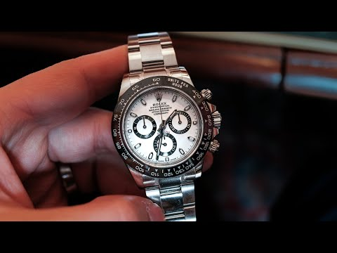 Things you should know before buying a Rolex