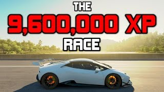 Forza Horizon 3 - The 9,600,000XP Race - How to Level up 100 Times
