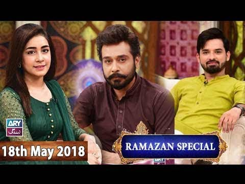 Salam Zindagi With Faysal Qureshi - 18th May 2018 - Ary Zindagi