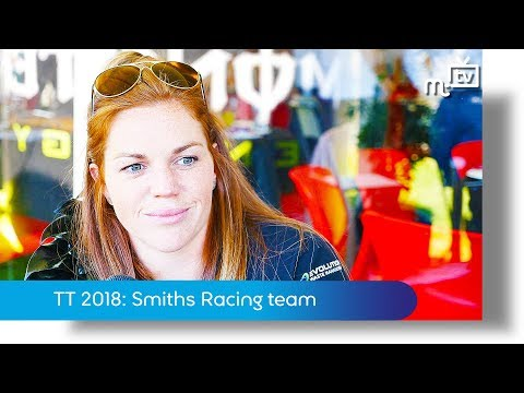 TT 2018: Smiths Racing team