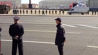 Санкт-Петербург Парад Победы 2018