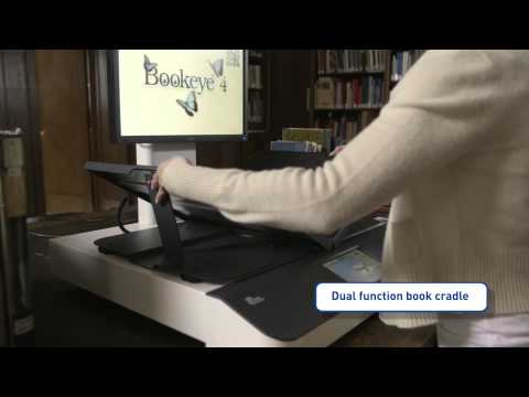 Bookeye® 4 V2 Professional Book Scanner in A2+ Format