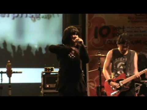 Nymphea - Malaikatmu Live at BKFE