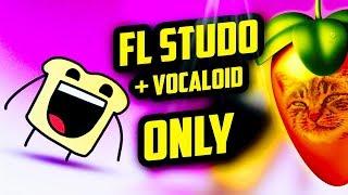 Скачать OMFG STYLE With FL STUDIO PLUGINS ONLY VOCALOID 5