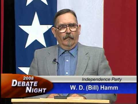 2008 Debate Night - State House District 3A