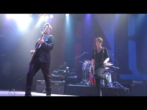 Hanson - RNRTour - Chicago - Fired Up In The City Rollercoaster Love Whole Lotta Love