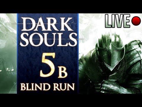 [LIVE] Dark Souls BLIND RUN - PARTE 5b: La Disfatta di Stanlio e Ollio