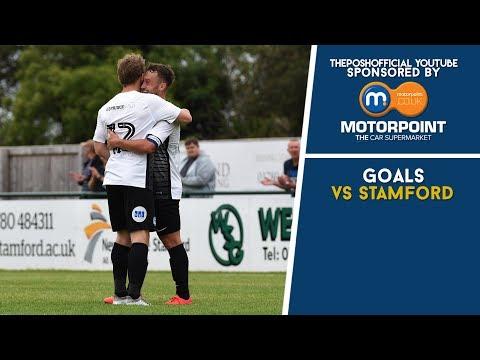 GOALS | Stamford vs The Posh