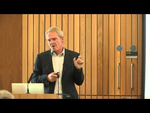 Prof. Sir Nigel Shadbolt - The Fifth Paradigm: From Open Data to Social Machines