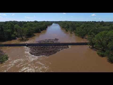 View 5 of Cape Fear River Florence flooding
