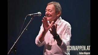 "Wolfgang Ambros & ""Hoit do is a Spoit"" in der Arena Nova in Wr. Neustadt"