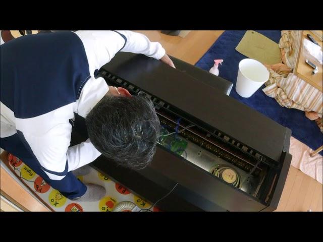YAMAHA電子ピアノ クラビノーバ CLP-920