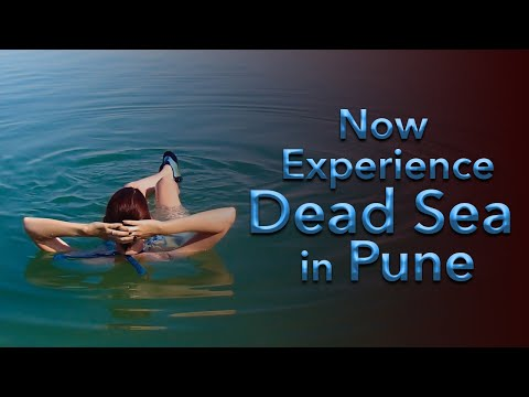 Dead Sea like Experience!!   India's first Floatation Therapy in Pune   Shalom Float & Mind Spa #spa