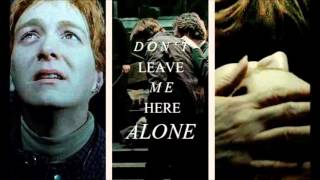 Harry Potter- Fred Weasley, Remus Lupin, Nimfadora Tonks, Sirius Black (Say Something)