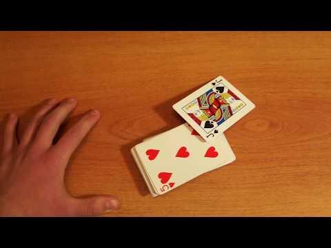 Карточные Тасовки #7: Лучшая карточная тасовка среди игроков в покер!