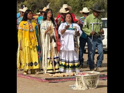 Apache Sunrise Dance for Kyleigh Horn 11.03.17 San Carlos, AZ