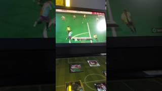 WCCFゴール実況動画 コンスタンティノス・ミトログル