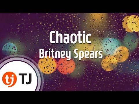 [TJ노래방] Chaotic - Britney Spears / TJ Karaoke