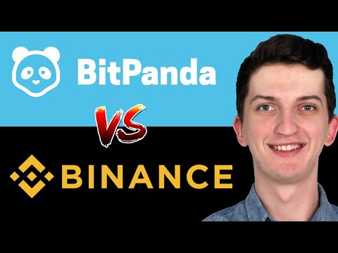 Binance vs BitPanda - Which One Is Better?