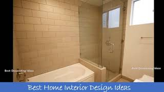 Small bathroom with shower design   Optimize your space with these smart small bathroom pics