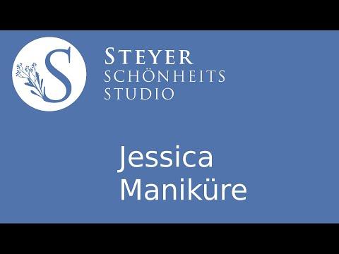 Jessica Maniküre im Detail erklärt: Zwei verschiedene Videos (Erklärung & Maniküre)