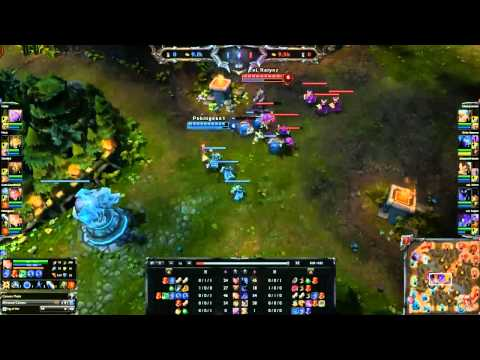 League of Legends 258 - S3 Championship Series Qualifying, OES vs HUP