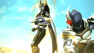 Gambar cover Kamen Rider Battride War Genesis - Knight & Blade Gameplay - HELL
