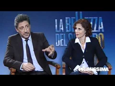 Intervista a Sergio Castellitto e Margaret Mazzantini del film La bellezza del somaro