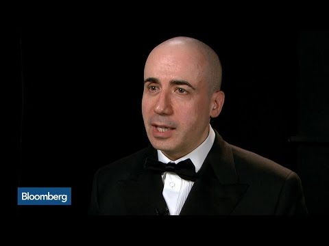 Yuri Milner on the Breakthrough Prize, Space Exploration
