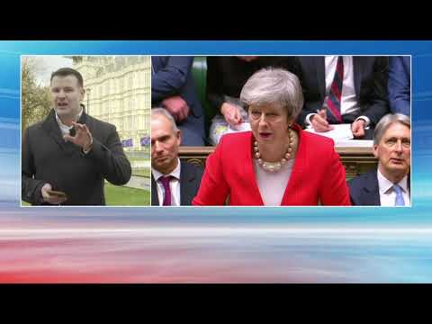 EuronewsNow: Latest Brexit update