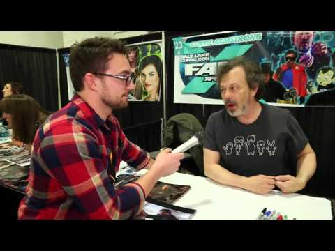 X 2016 Curtis Armstrong from Supernatural!