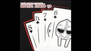 MF DOOM Special Herbs Vol 7 8 full album)