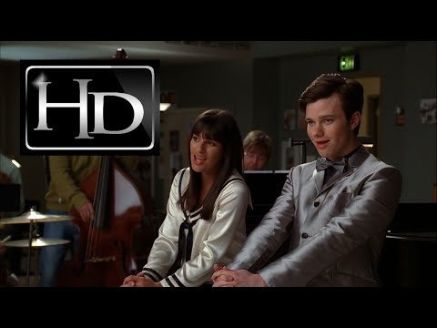 Glee Happy days are here again /Get happy full performance (hd)