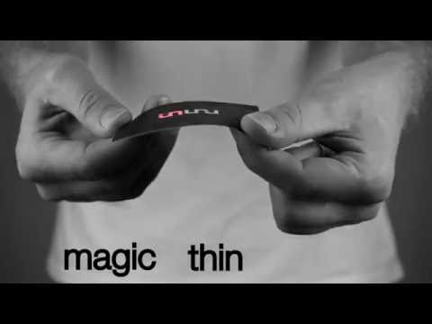 INURU magic illuminated business card