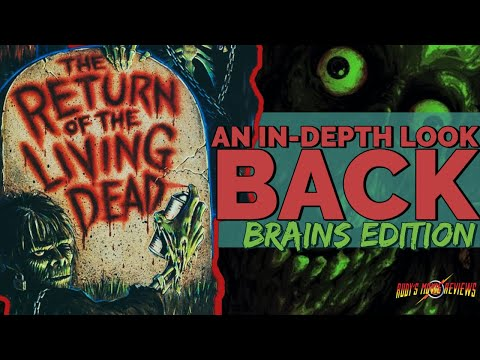 The Return of the Living Dead (1985): Retro Review