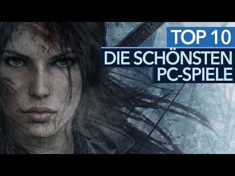 Top 10 Der Schönsten PC-Spiele - Beste PC-Grafik In 2017