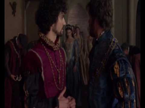 Mark Smeaton  The Tudors  David Alpay