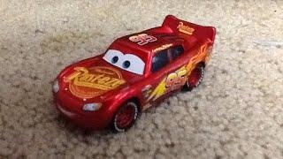 Disney Cars metallic Cars 3 Lightning McQueen review