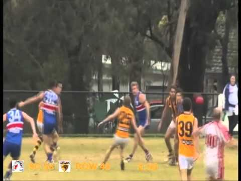 Rowville Footy Show Episode 5 South Croydon