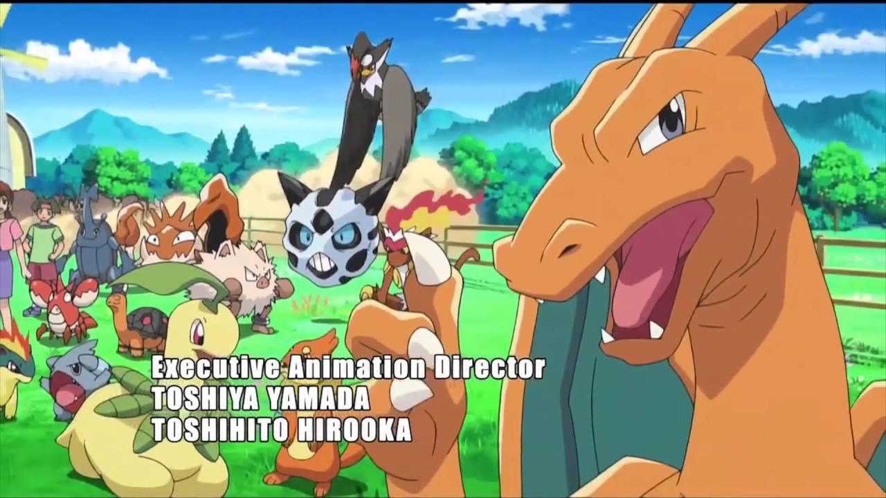 Pokémon Season 16 Adventures in Unova (Multi-Language)