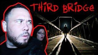 Haunted Third Bridge At 3AM   OmarGoshTV