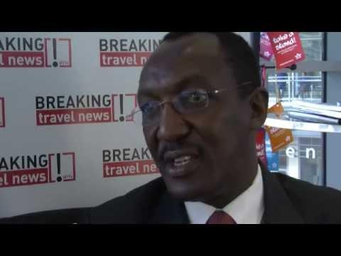 Dr. Titus T. Naikuni Group Managing Director & CEO - Kenya Airways